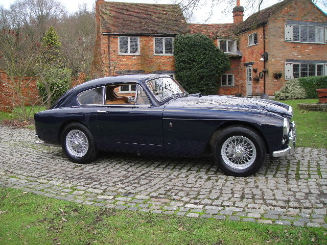 1958 Aston Martin DB MkIII For Sale (picture 4 of 12)