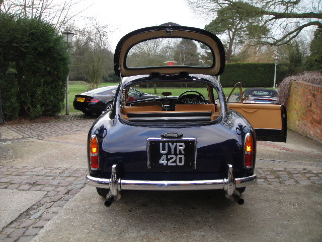 1958 Aston Martin DB MkIII For Sale (picture 6 of 12)