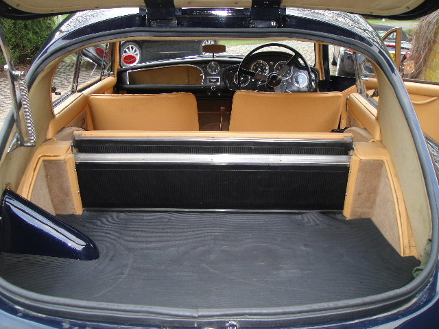 1958 Aston Martin DB MkIII For Sale (picture 7 of 12)