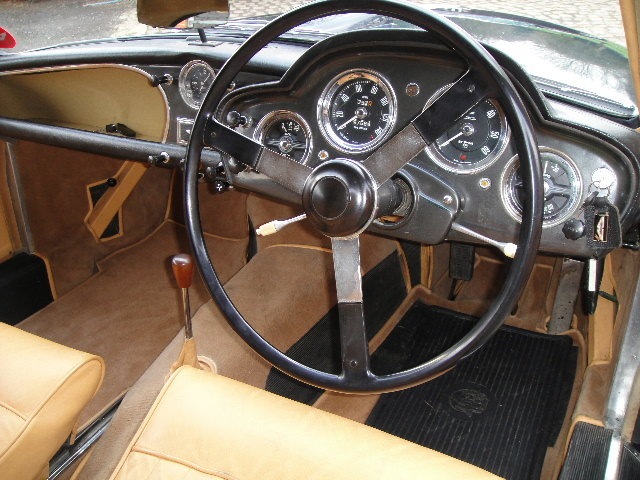 1958 Aston Martin DB MkIII For Sale (picture 8 of 12)
