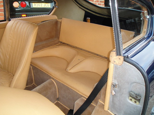1958 Aston Martin DB MkIII For Sale (picture 10 of 12)