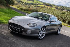 Picture of 2003 Aston Martin DB7 V12 Vantage Coupe For Sale