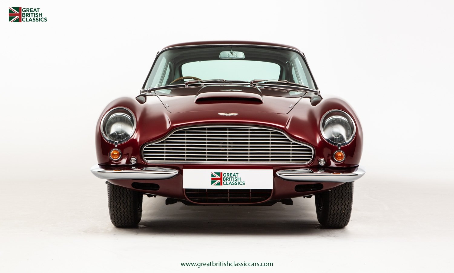 1966 ASTON MARTIN DB6 // FULLY RESTORED // INCREDIBLE HISTORY For Sale (picture 1 of 29)