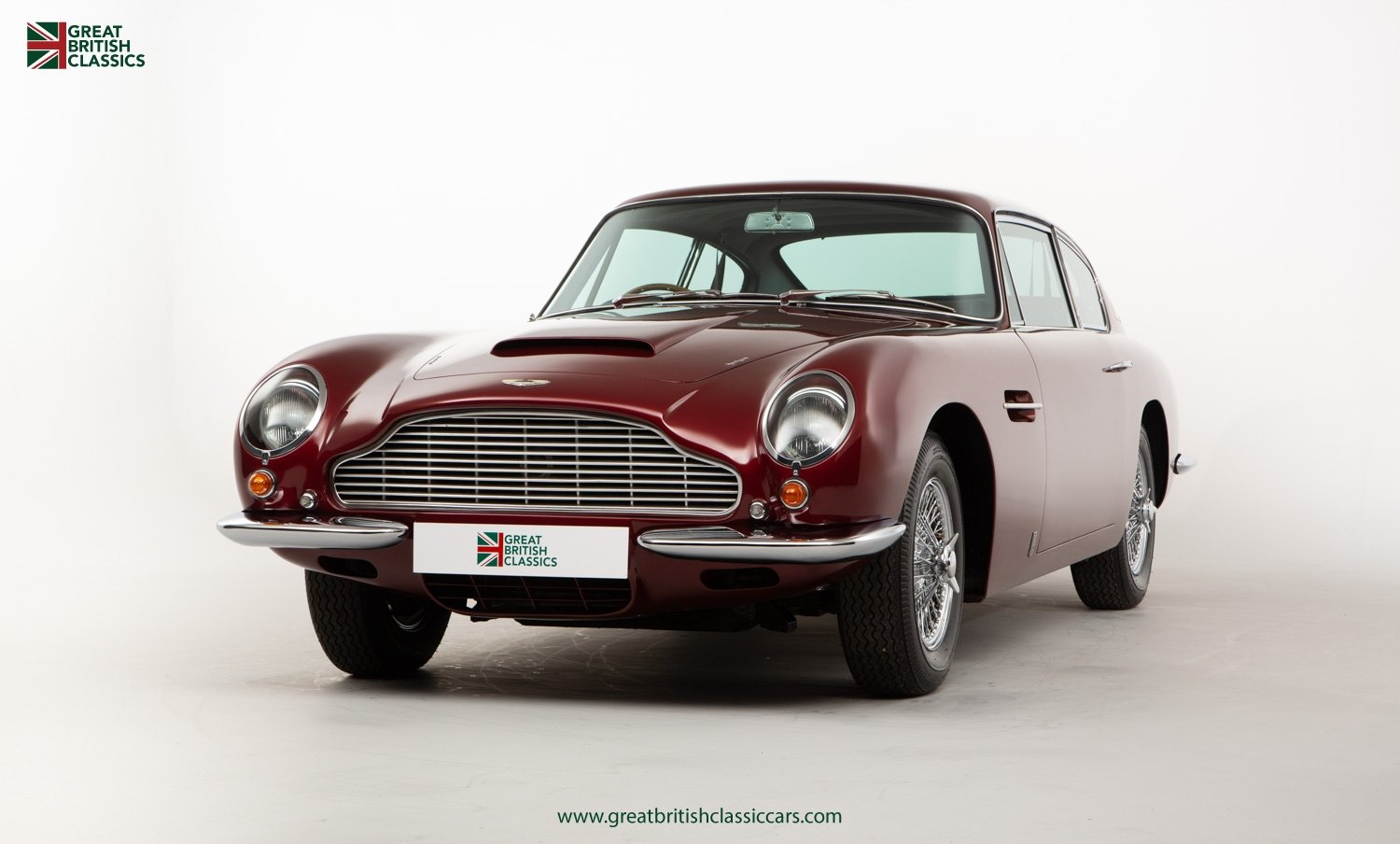 1966 ASTON MARTIN DB6 // FULLY RESTORED // INCREDIBLE HISTORY For Sale (picture 2 of 29)