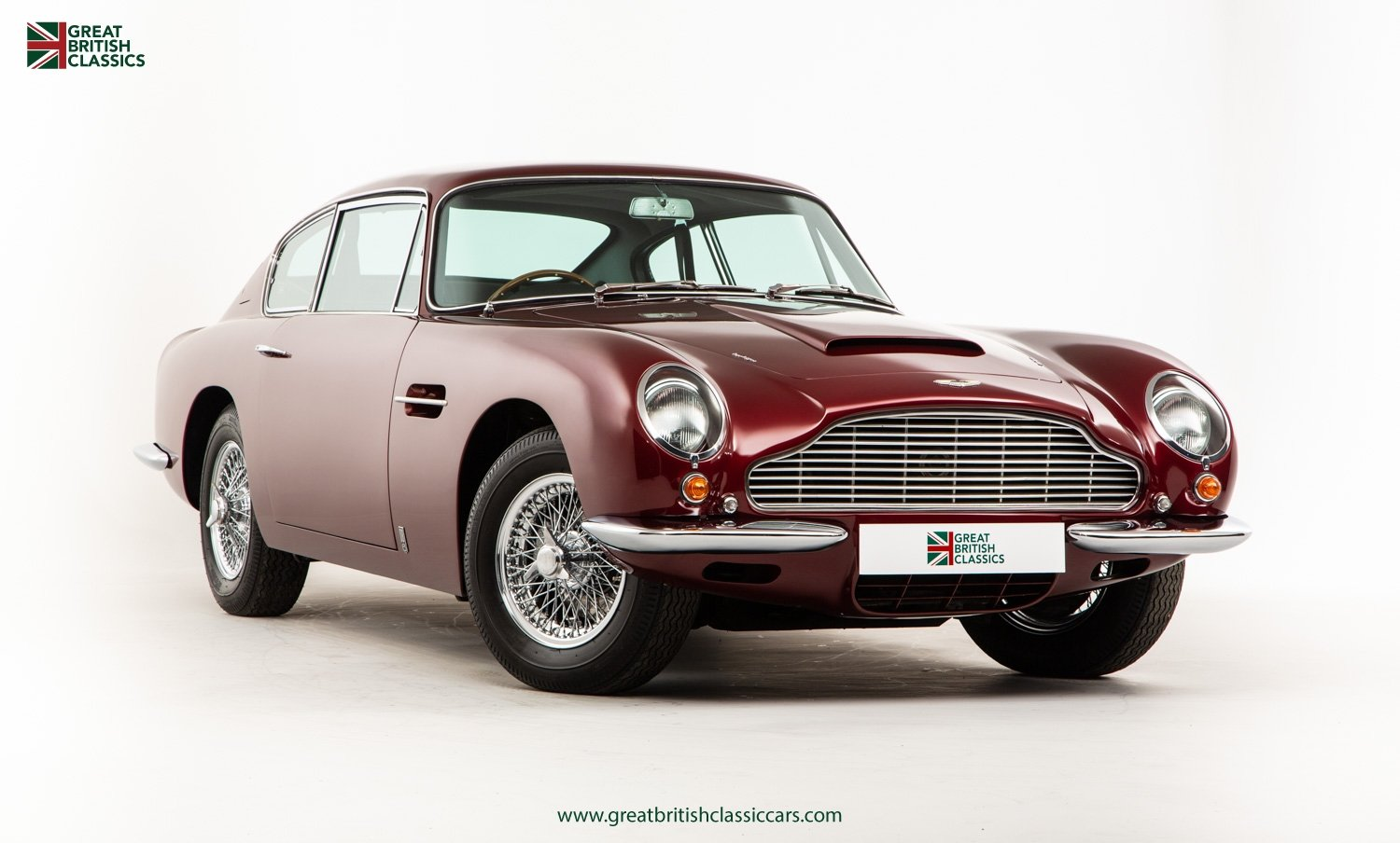1966 ASTON MARTIN DB6 // FULLY RESTORED // INCREDIBLE HISTORY For Sale (picture 7 of 29)