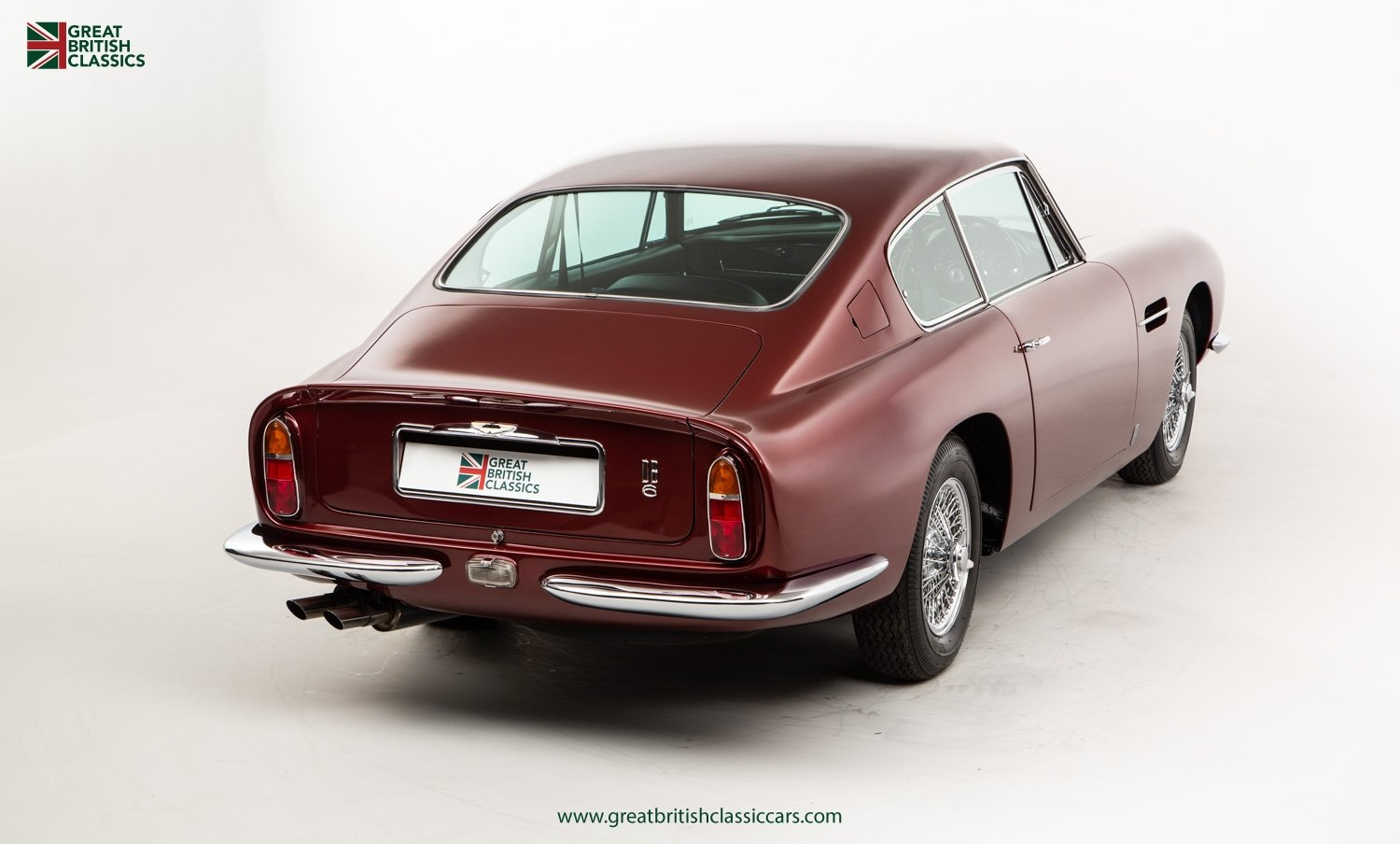 1966 ASTON MARTIN DB6 // FULLY RESTORED // INCREDIBLE HISTORY For Sale (picture 11 of 29)