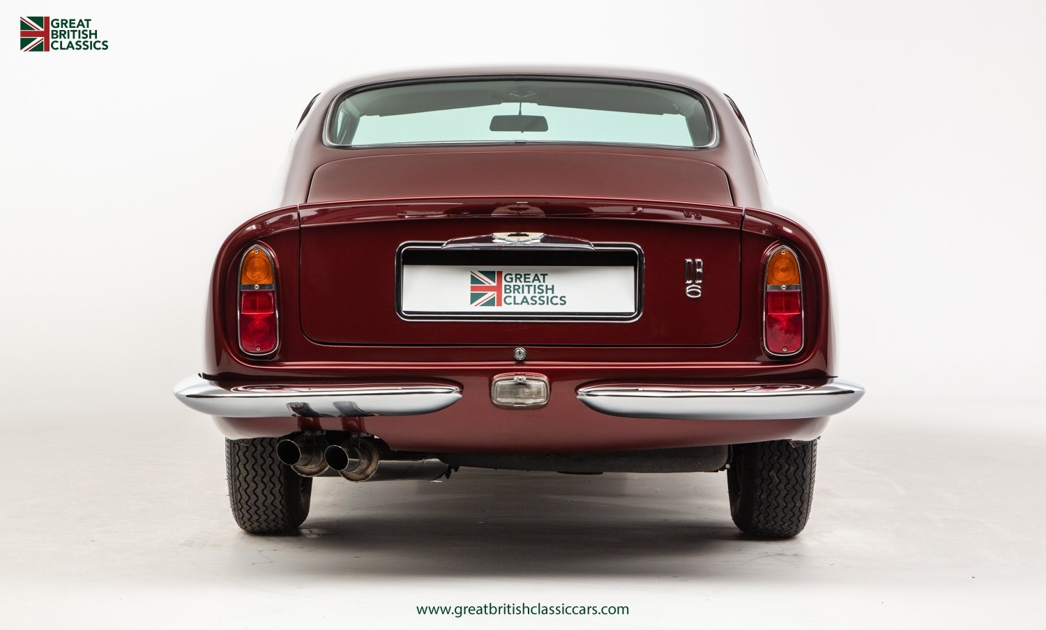 1966 ASTON MARTIN DB6 // FULLY RESTORED // INCREDIBLE HISTORY For Sale (picture 13 of 29)