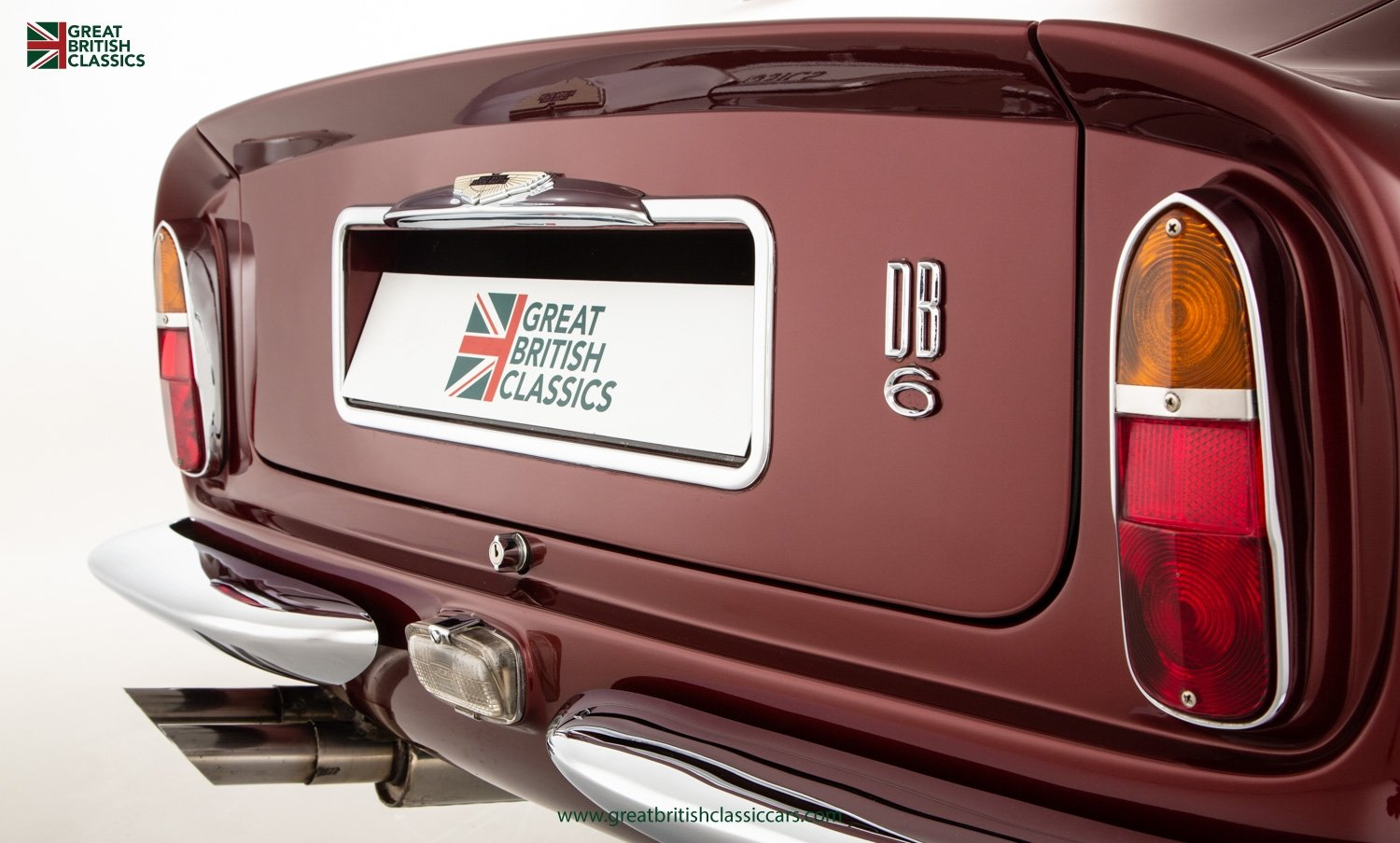 1966 ASTON MARTIN DB6 // FULLY RESTORED // INCREDIBLE HISTORY For Sale (picture 14 of 29)