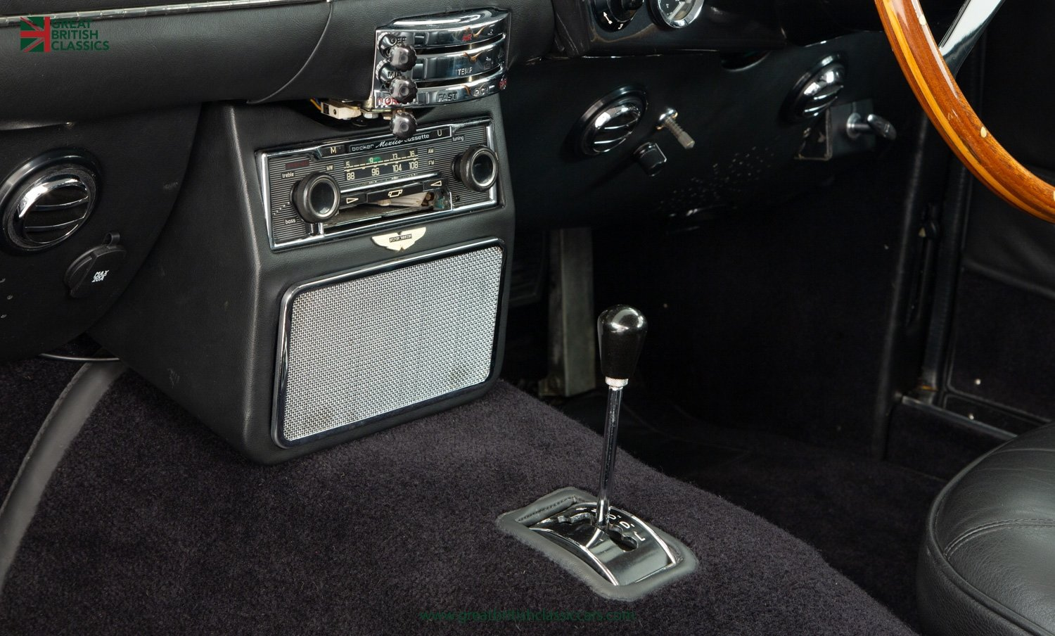 1966 ASTON MARTIN DB6 // FULLY RESTORED // INCREDIBLE HISTORY For Sale (picture 20 of 29)