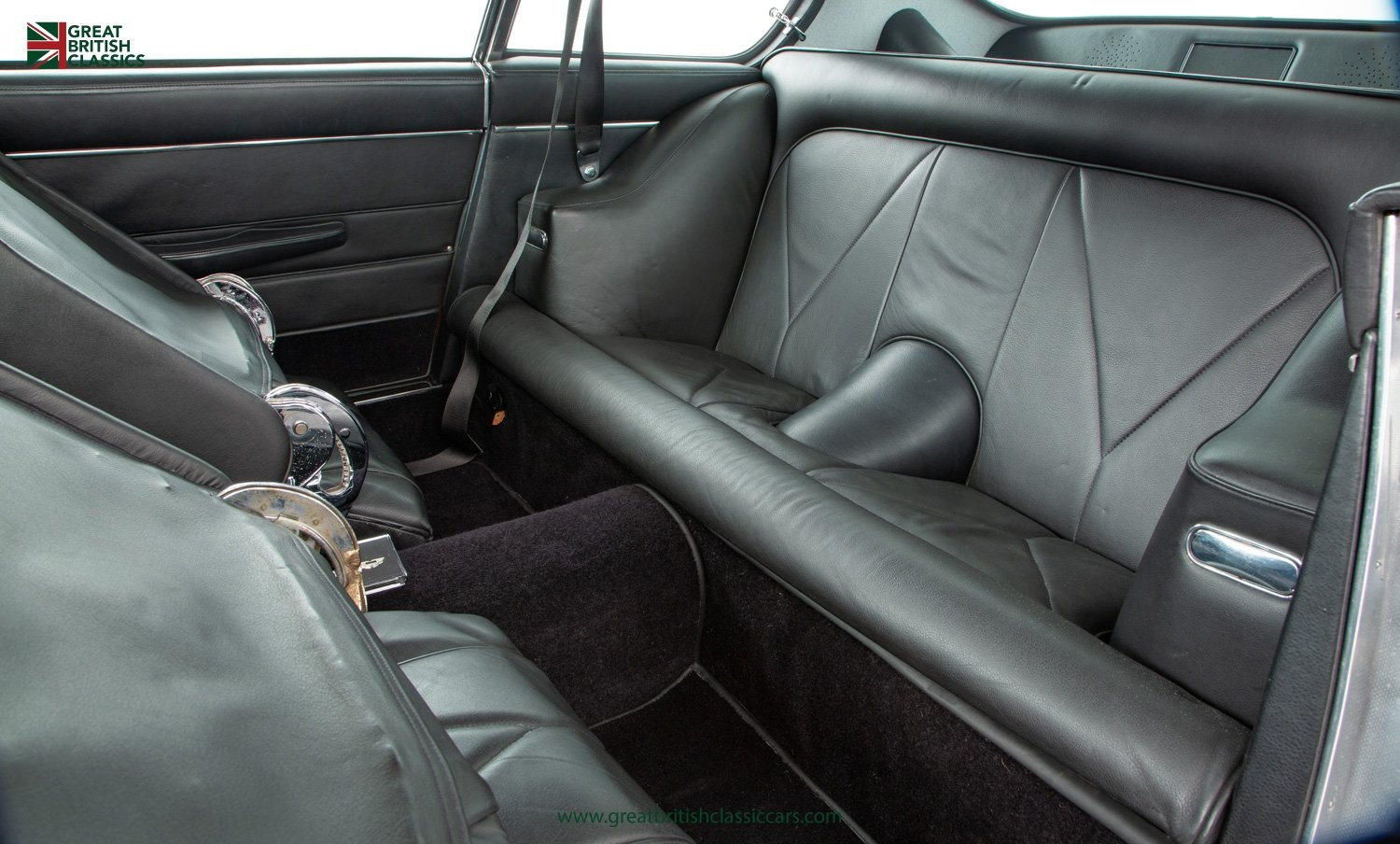 1966 ASTON MARTIN DB6 // FULLY RESTORED // INCREDIBLE HISTORY For Sale (picture 21 of 29)