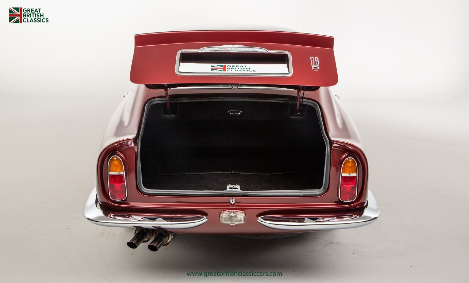 1966 ASTON MARTIN DB6 // FULLY RESTORED // INCREDIBLE HISTORY For Sale (picture 22 of 29)