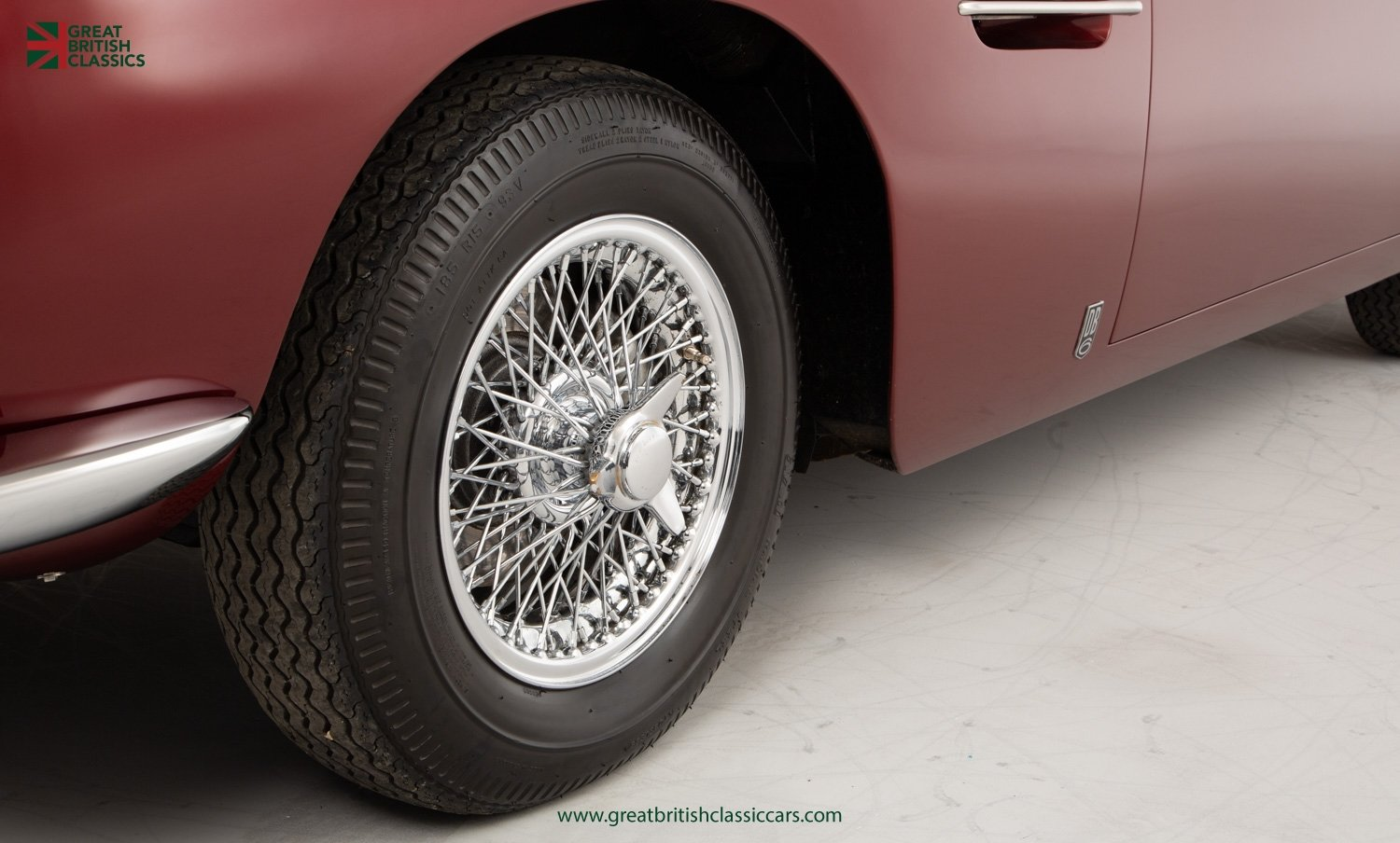1966 ASTON MARTIN DB6 // FULLY RESTORED // INCREDIBLE HISTORY For Sale (picture 26 of 29)