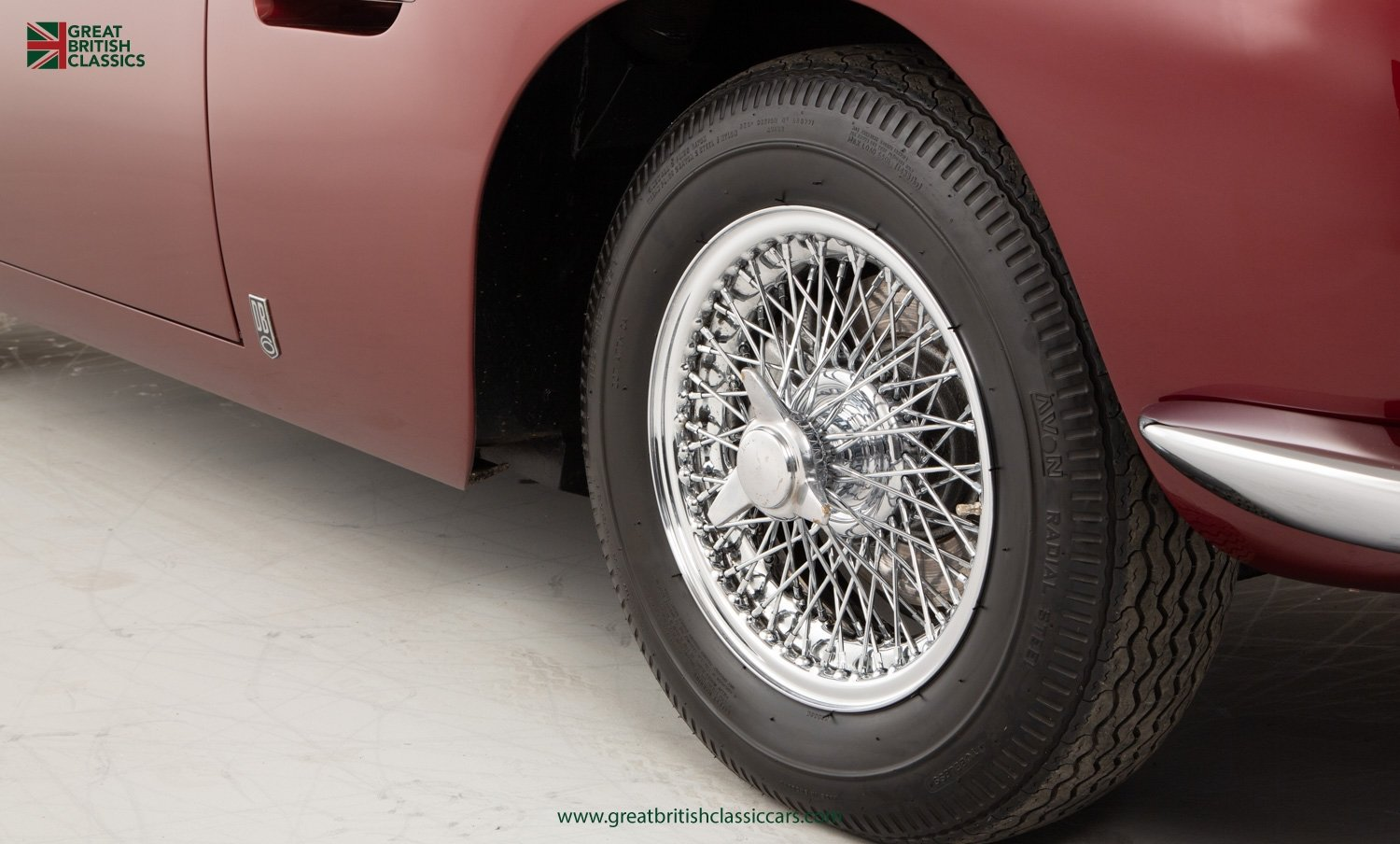 1966 ASTON MARTIN DB6 // FULLY RESTORED // INCREDIBLE HISTORY For Sale (picture 28 of 29)