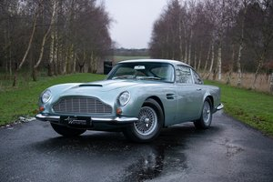 Picture of 1963 Aston Martin DB5 Silver Blue For Sale