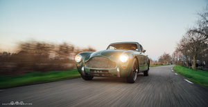 Picture of 1958 ASTON MARTIN DB 2/4 MKIII, rare original LHD For Sale