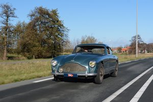 Picture of 1959 preservation class Aston with matching and rare DBD engine For Sale
