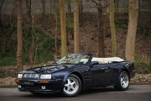 Picture of 1997 ASTON MARTIN VIRAGE VOLANTE 6.3 WIDE BODY, 1 of 24 For Sale