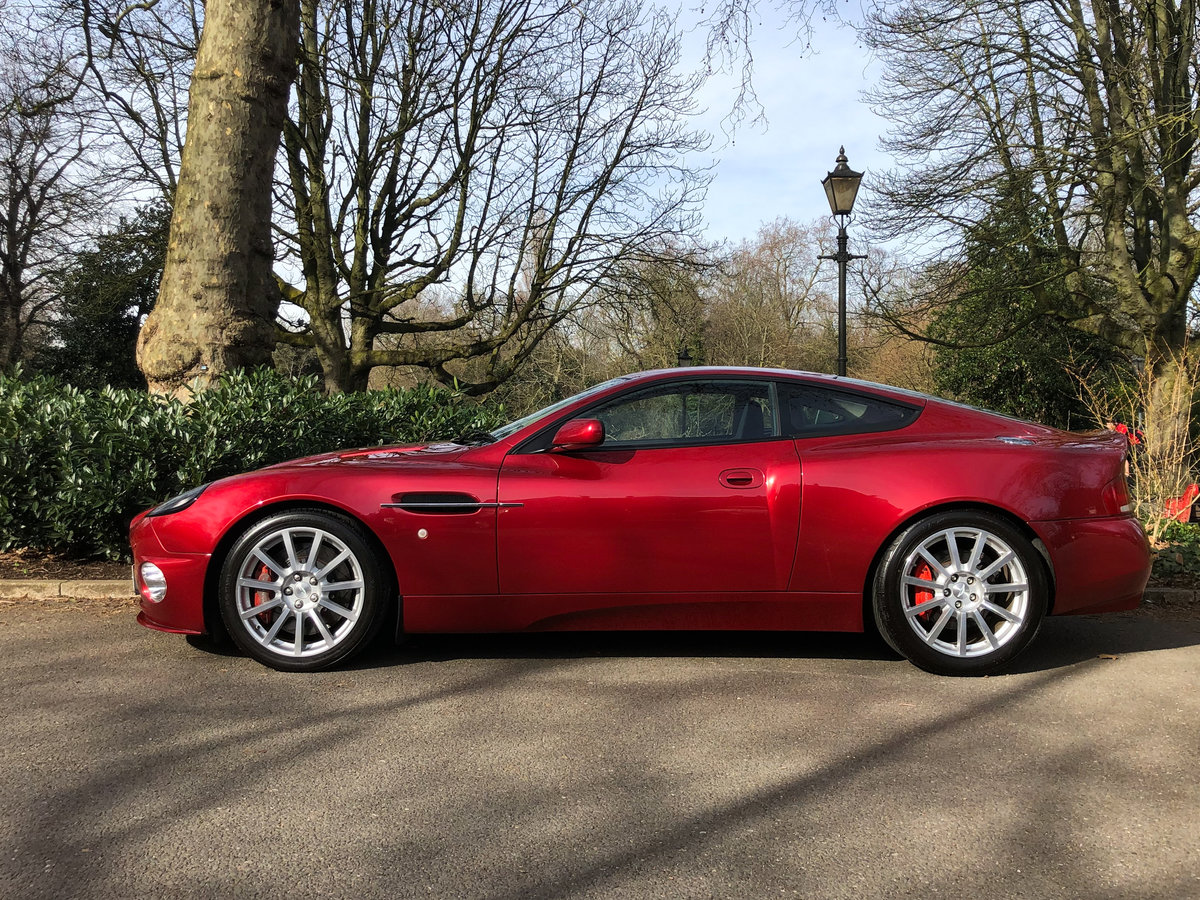 2004 Aston Martin V12 Vanquish S For Sale (picture 4 of 31)