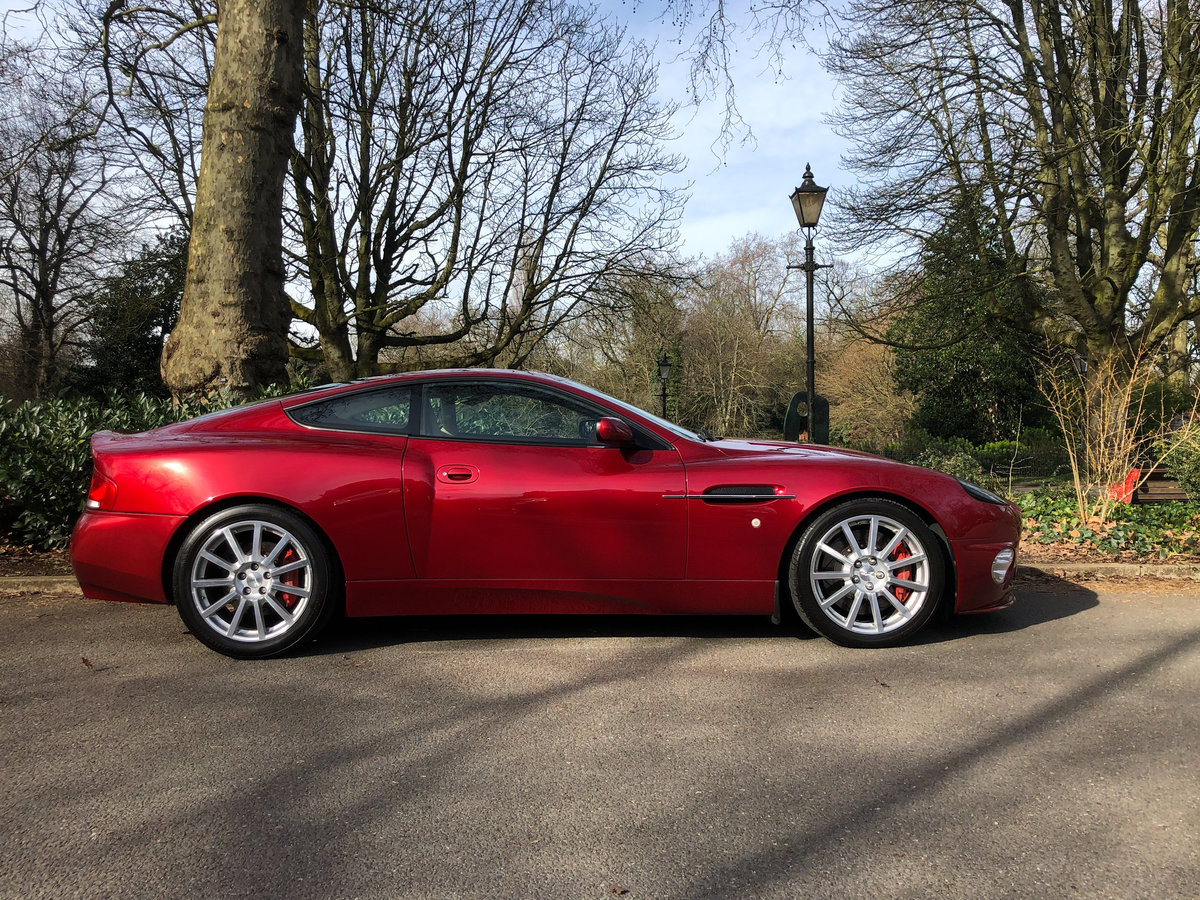 2004 Aston Martin V12 Vanquish S For Sale (picture 5 of 31)