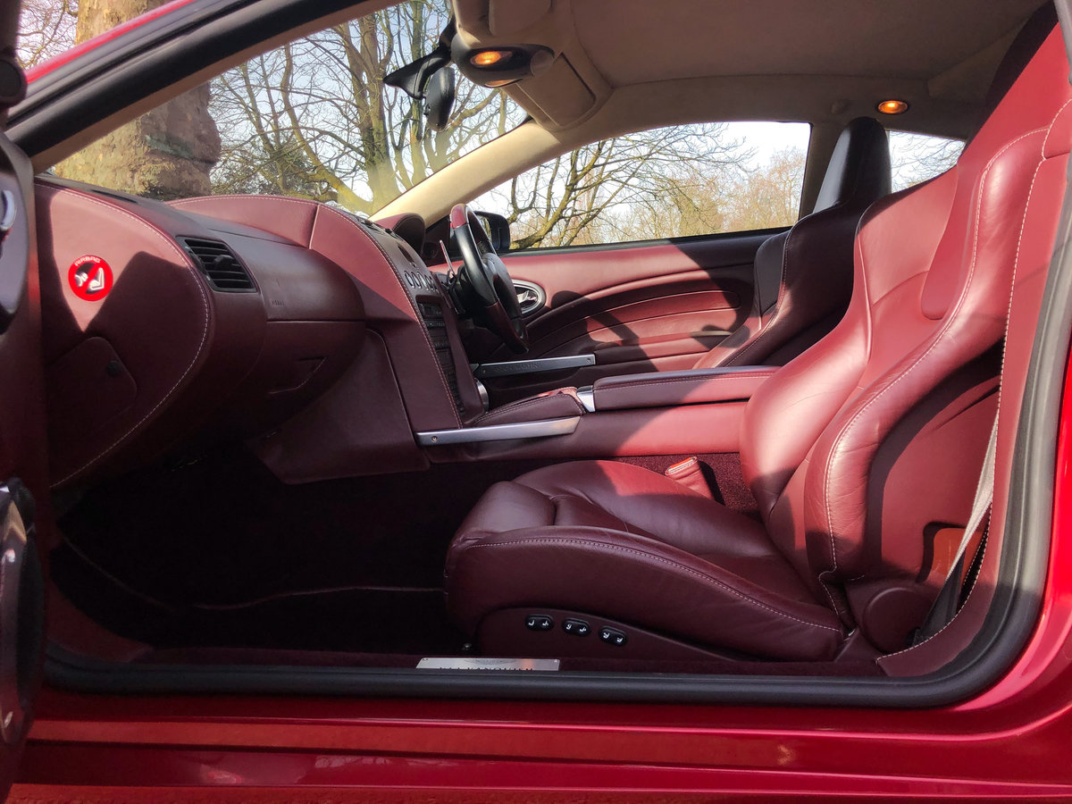 2004 Aston Martin V12 Vanquish S For Sale (picture 6 of 31)