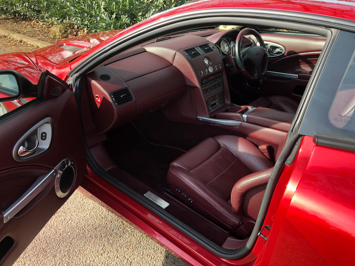 2004 Aston Martin V12 Vanquish S For Sale (picture 9 of 31)