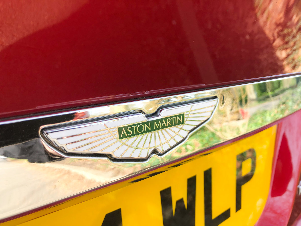 2004 Aston Martin V12 Vanquish S For Sale (picture 31 of 31)