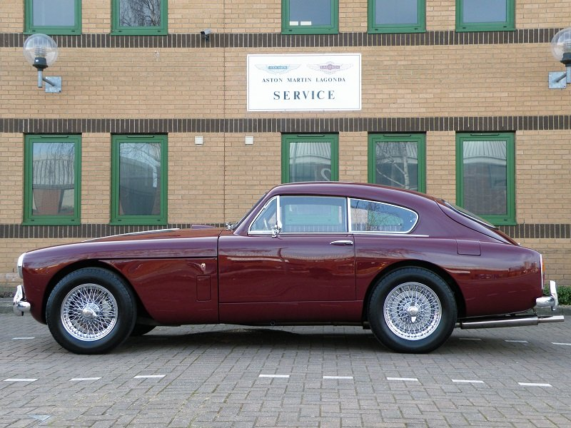 1958 DB MK111 For Sale (picture 1 of 12)