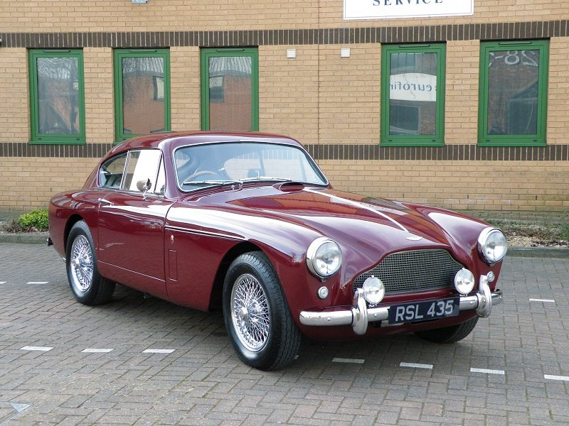 1958 DB MK111 For Sale (picture 4 of 12)