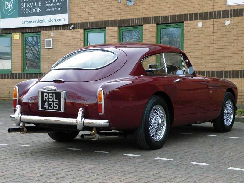 1958 DB MK111 For Sale (picture 5 of 12)
