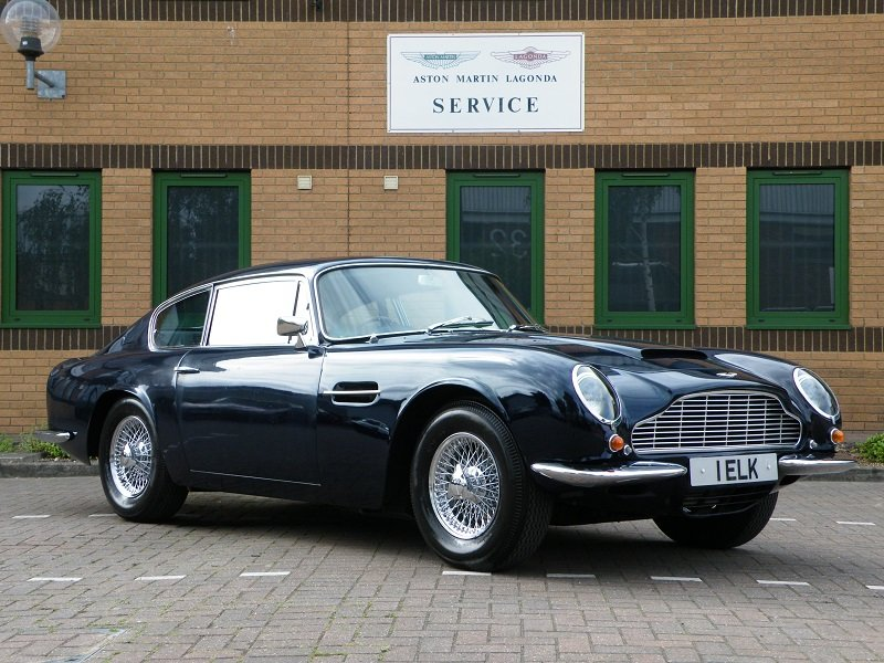 1969 DB6 MK11. 1 Owner. Matching Numbers For Sale (picture 2 of 12)