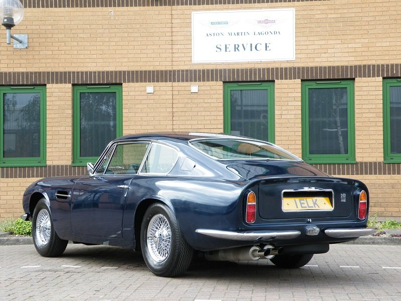 1969 DB6 MK11. 1 Owner. Matching Numbers For Sale (picture 4 of 12)