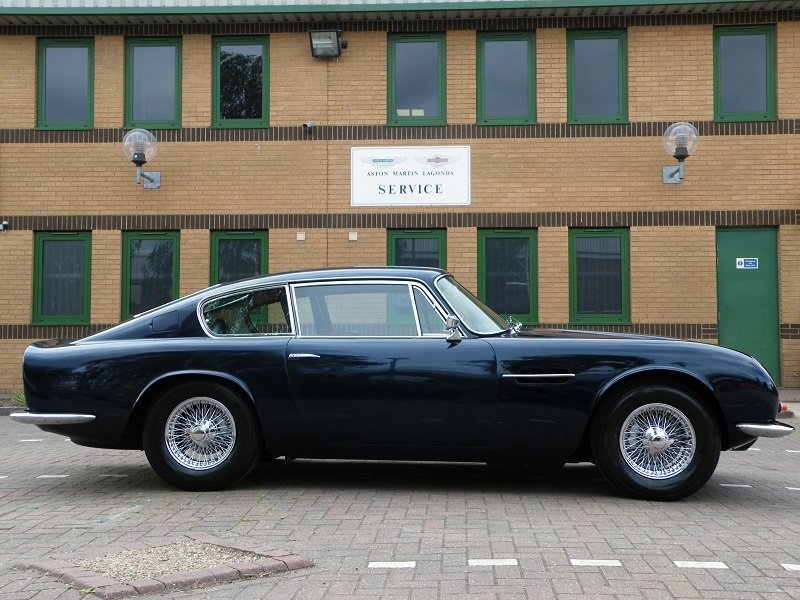 1969 DB6 MK11. 1 Owner. Matching Numbers For Sale (picture 5 of 12)