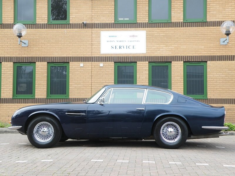 1969 DB6 MK11. 1 Owner. Matching Numbers For Sale (picture 6 of 12)