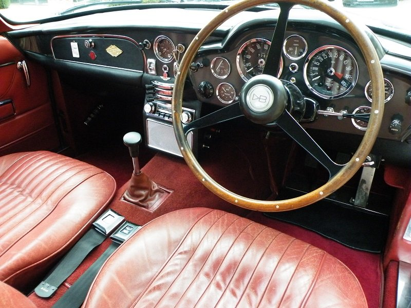 1969 DB6 MK11. 1 Owner. Matching Numbers For Sale (picture 7 of 12)