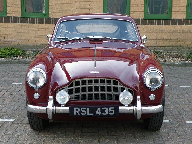 1958 Aston Martin DB MK111 For Sale (picture 4 of 12)