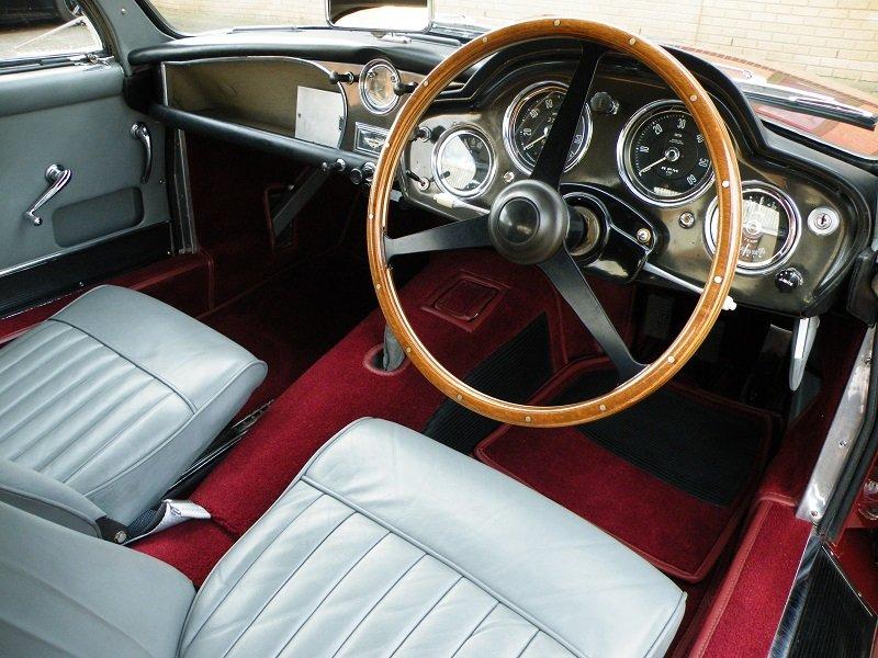 1958 Aston Martin DB MK111 For Sale (picture 8 of 12)
