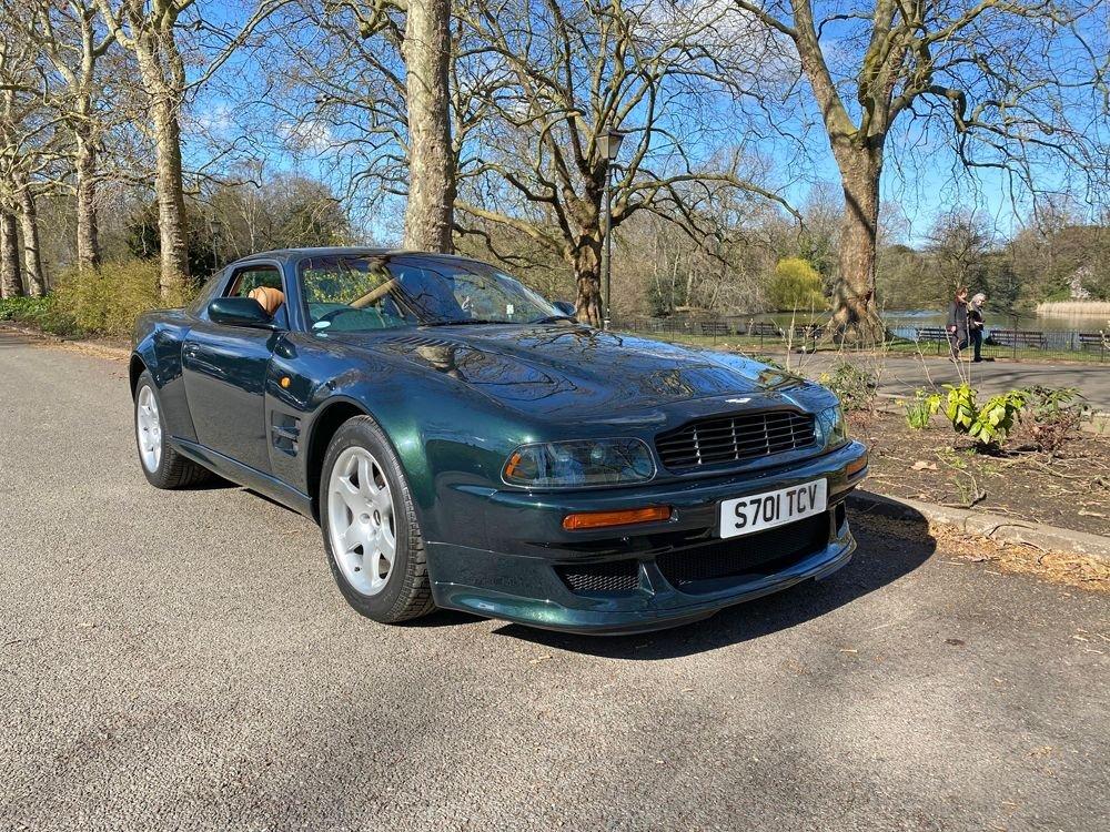 1998 Aston Martin V550 Vantage For Sale (picture 1 of 50)
