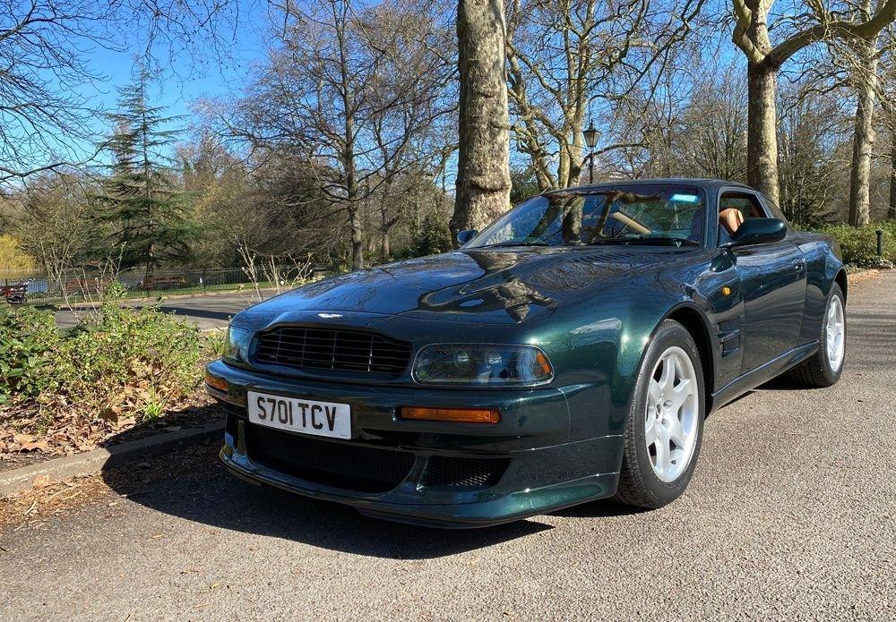 1998 Aston Martin V550 Vantage For Sale (picture 2 of 50)