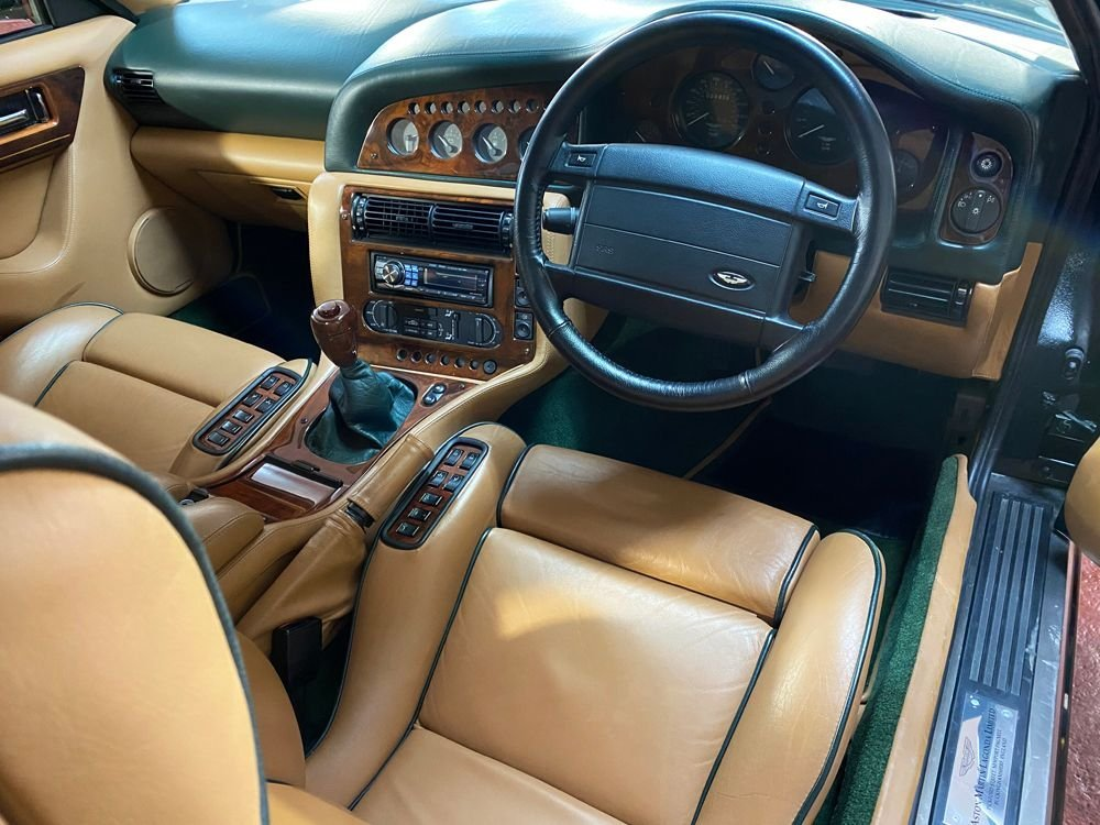 1998 Aston Martin V550 Vantage For Sale (picture 4 of 50)