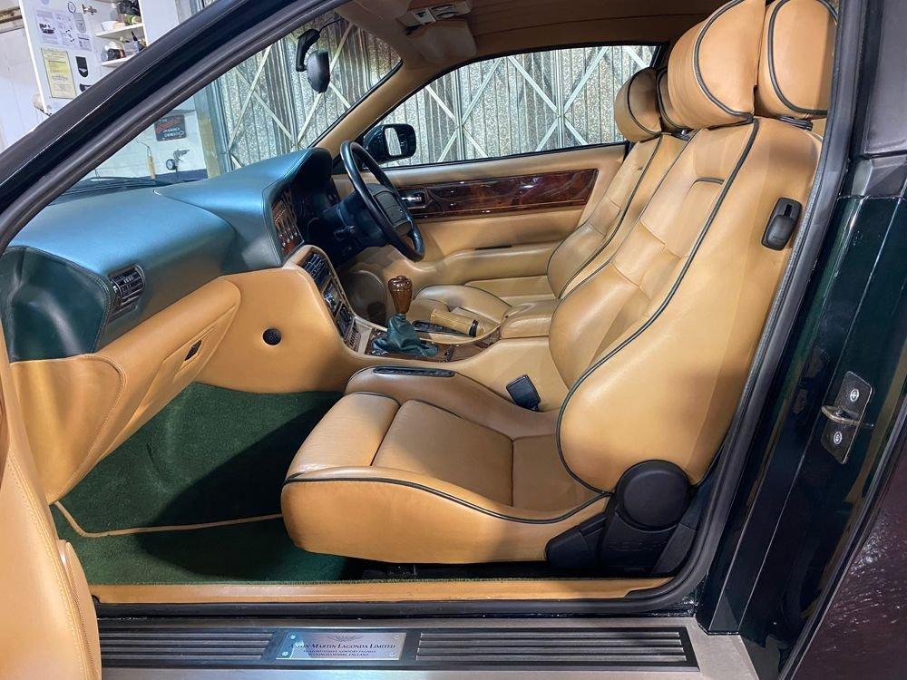 1998 Aston Martin V550 Vantage For Sale (picture 8 of 50)