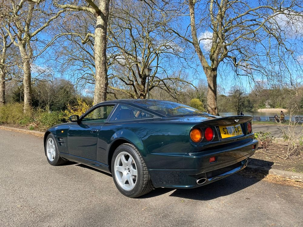 1998 Aston Martin V550 Vantage For Sale (picture 9 of 50)