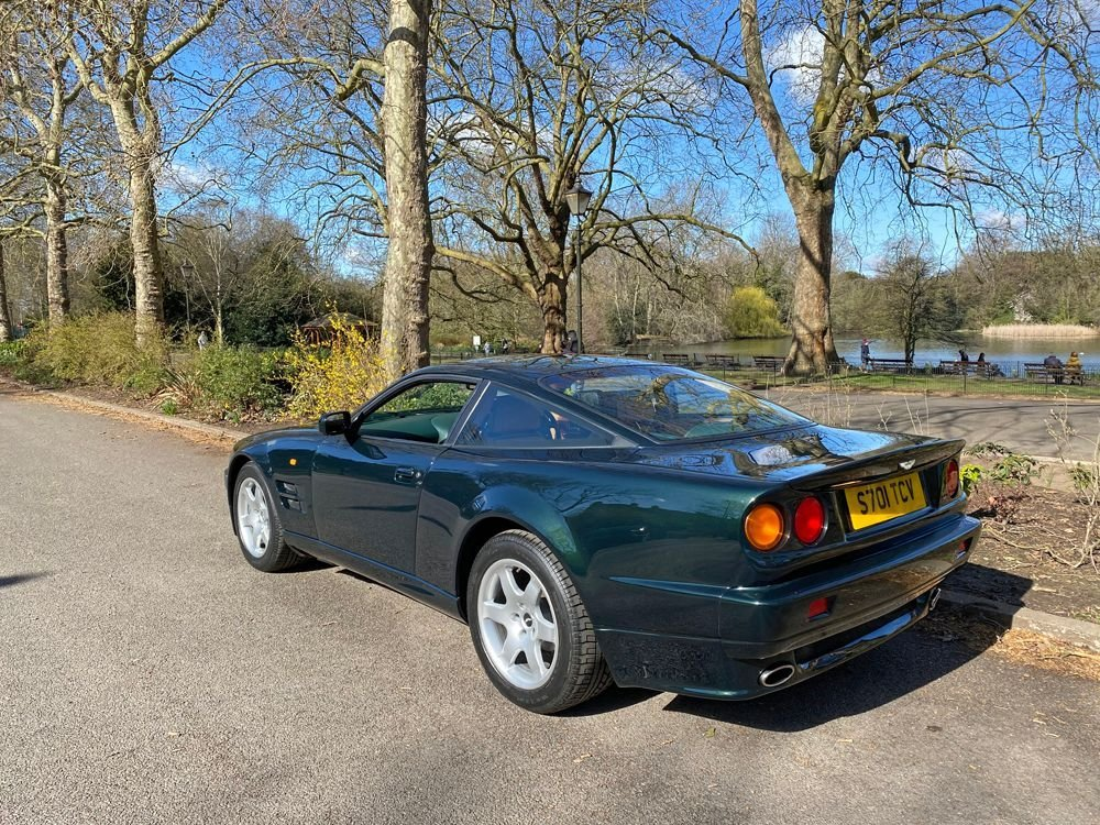 1998 Aston Martin V550 Vantage For Sale (picture 10 of 50)