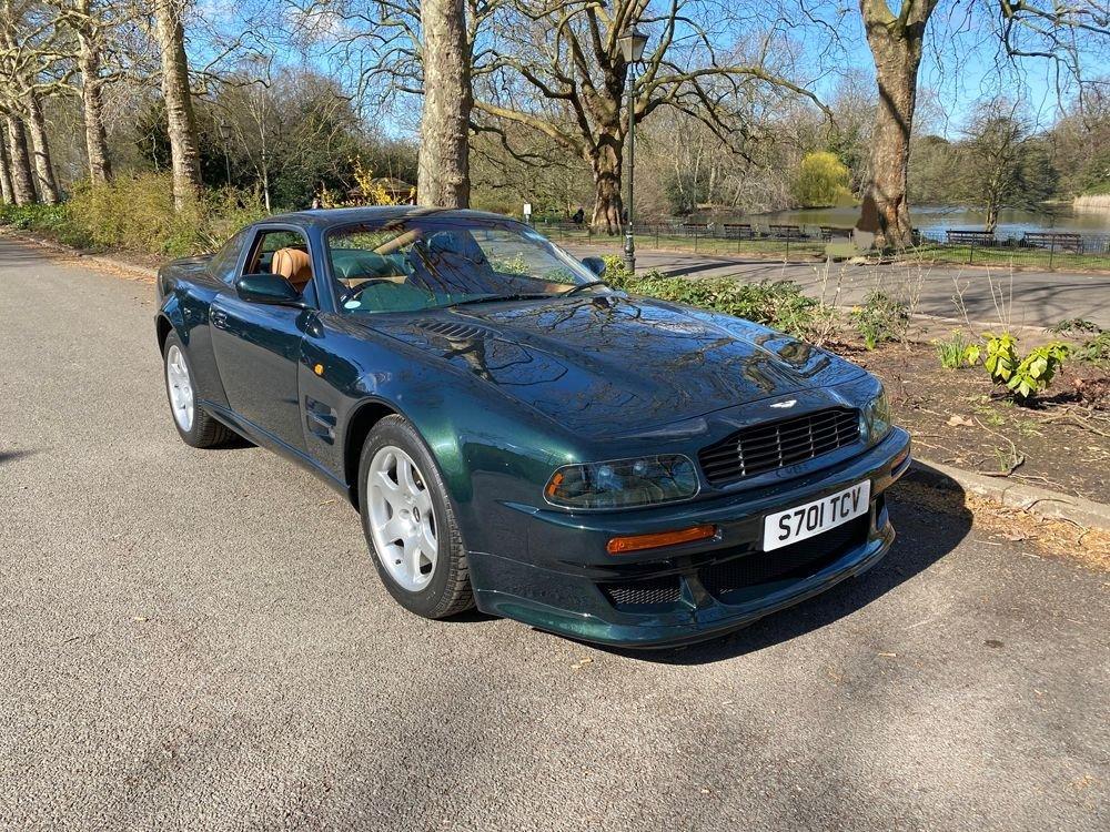 1998 Aston Martin V550 Vantage For Sale (picture 13 of 50)