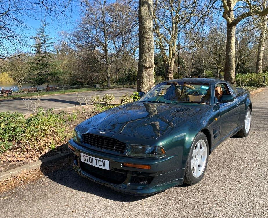 1998 Aston Martin V550 Vantage For Sale (picture 14 of 50)