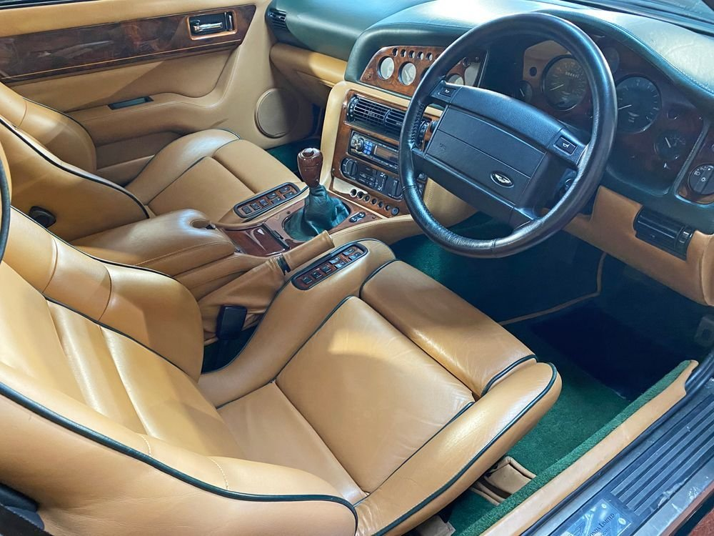 1998 Aston Martin V550 Vantage For Sale (picture 15 of 50)