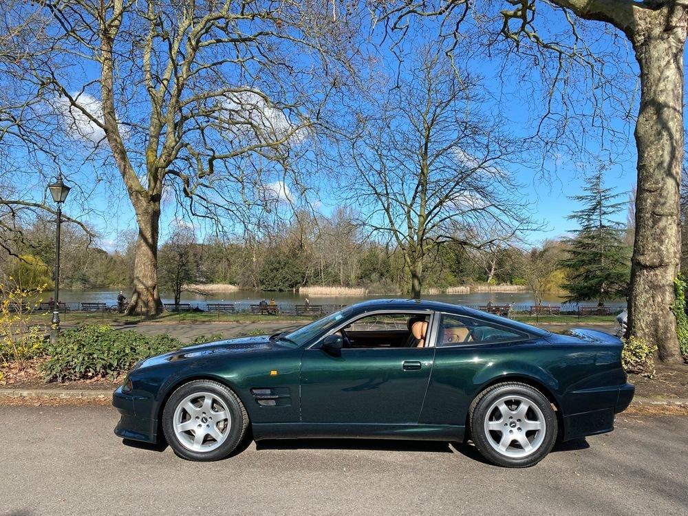 1998 Aston Martin V550 Vantage For Sale (picture 17 of 50)