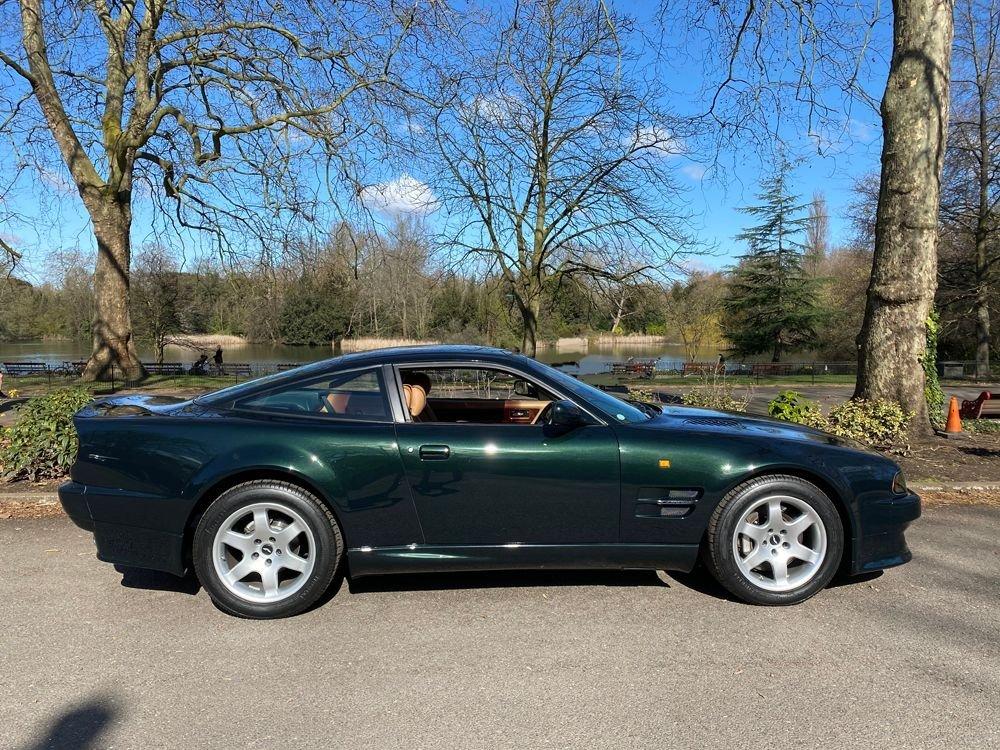 1998 Aston Martin V550 Vantage For Sale (picture 18 of 50)
