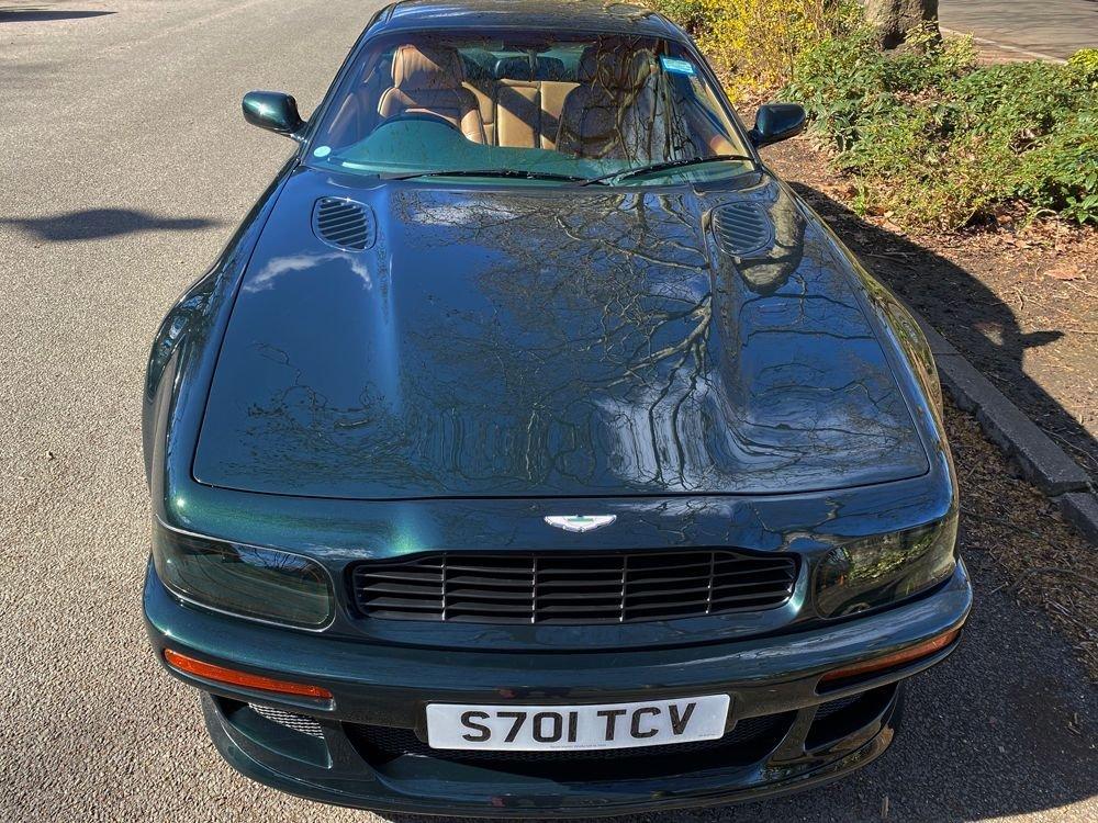 1998 Aston Martin V550 Vantage For Sale (picture 21 of 50)