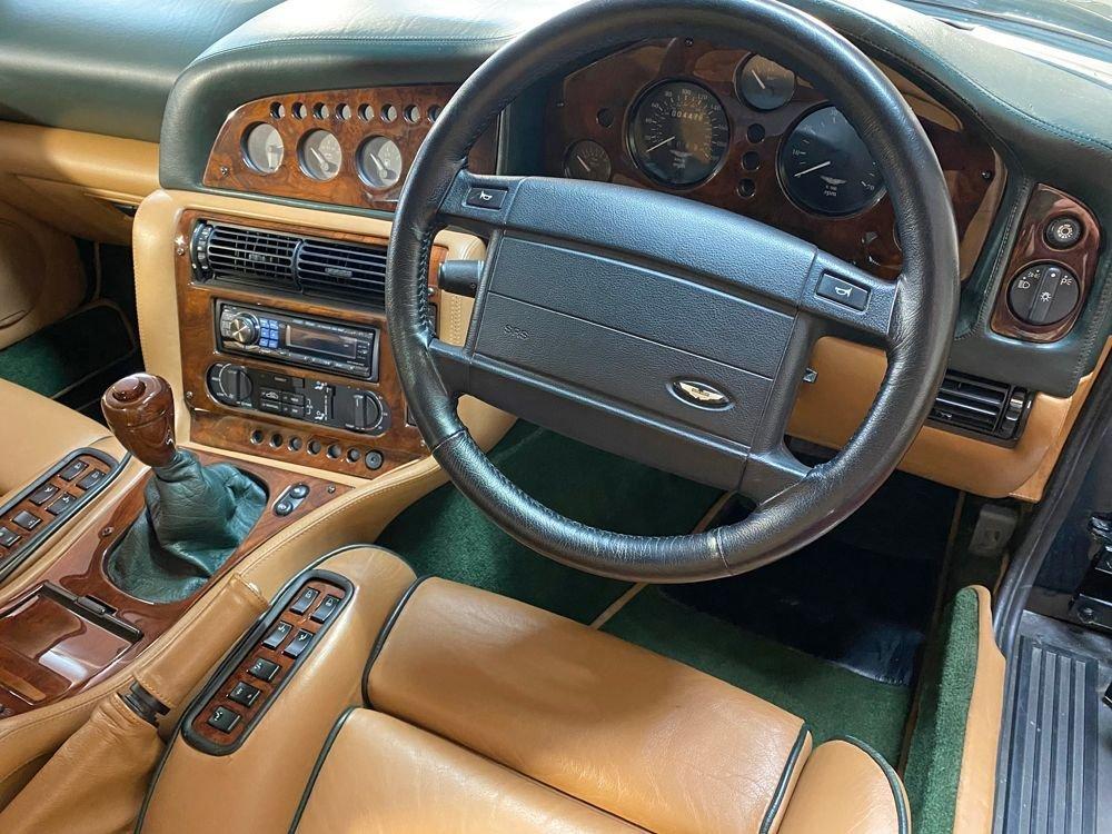 1998 Aston Martin V550 Vantage For Sale (picture 23 of 50)