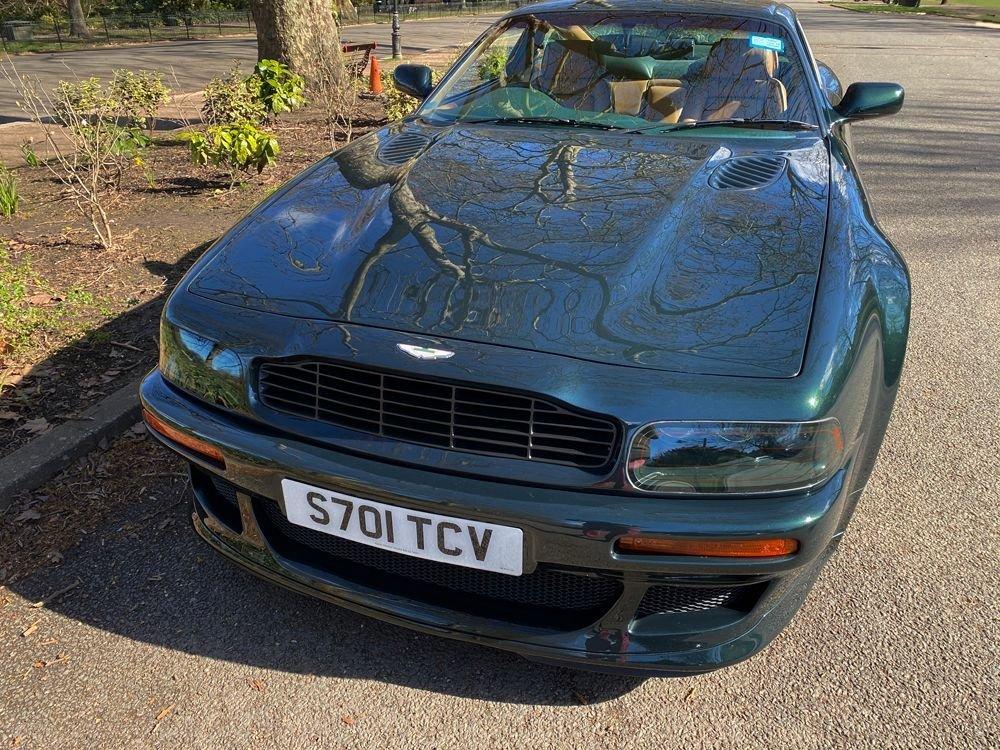 1998 Aston Martin V550 Vantage For Sale (picture 25 of 50)